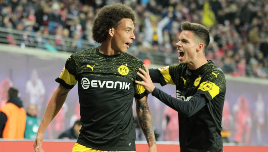 Axel Witsel,Julian Weigl
