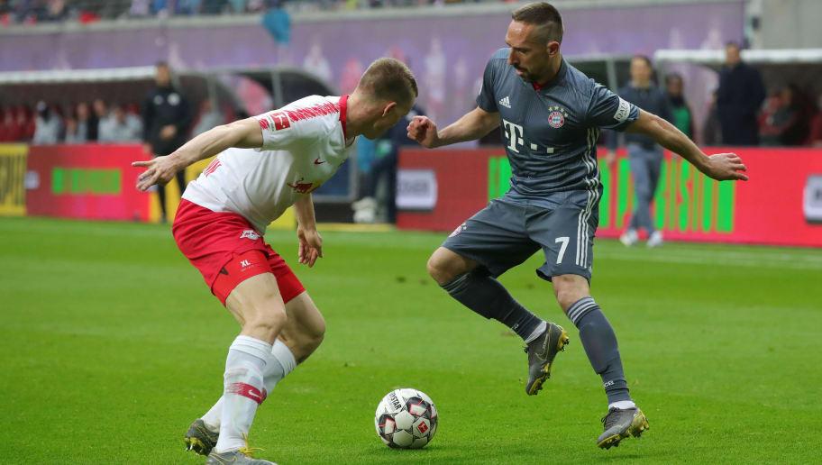 Franck Ribery,Lukas Klostermann