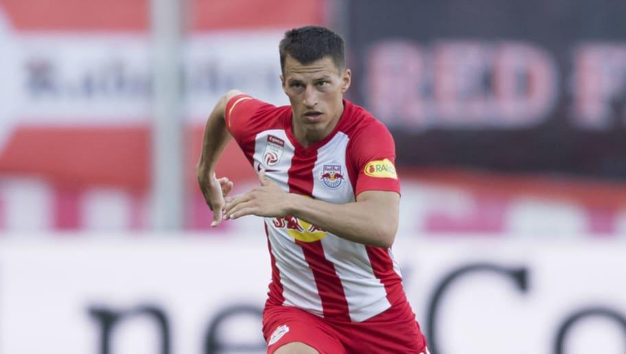 RB Salzburg v SKN St. Poelten  - Tipico Bundesliga