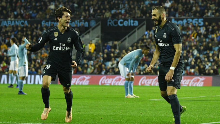 8c84a1d7f Celta Vigo 2-4 Real Madrid  Report