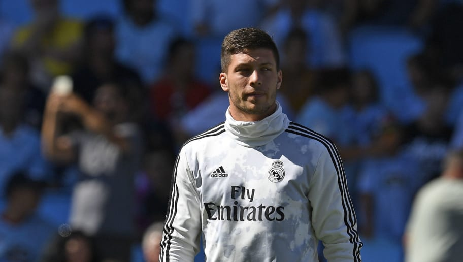 Luka Jovic Laughs Off Rumours of Real Madrid Loan Exit & Claims He Has Zinedine Zidane's Backing