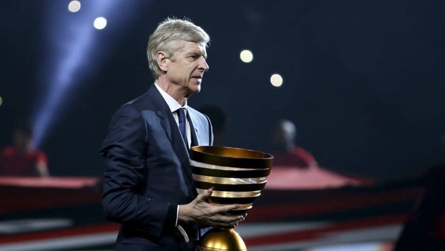 Arsene Wenger wird Chef der globalen Fussball-Entwicklung bei der FIFA