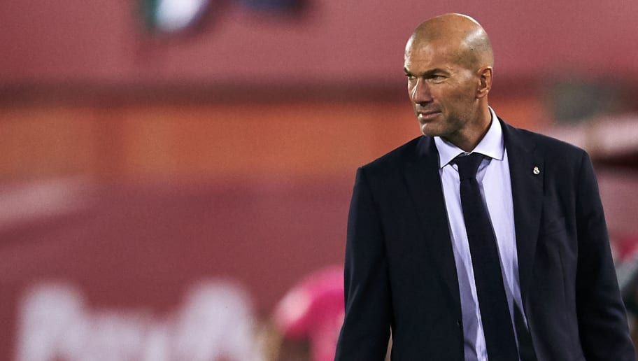 Zinedine Zidane Could Face Sack After Champions League Showdown With Galatasaray