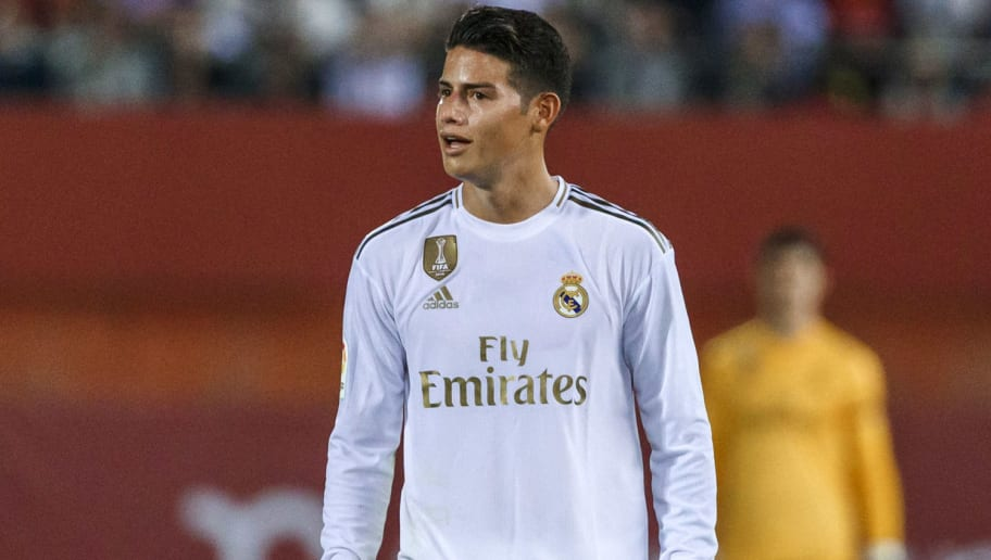 James Rodríguez Expected to Miss Remainder of 2019 After Suffering New Knee Injury