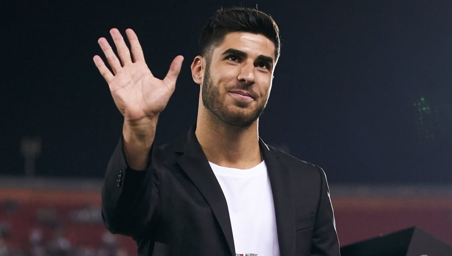 Marco Asensio Steps Up Injury Recovery After Returning to Light Real Madrid Training
