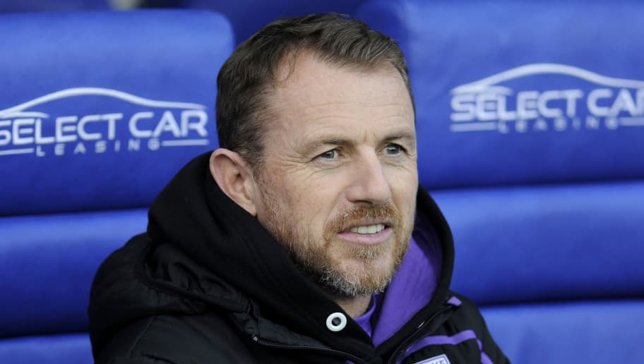 READING, ENGLAND - DECEMBER 01: Gary Rowett, Manager of Stoke City looks on prior to the Sky Bet Championship match between Reading and Stoke City at Madejski Stadium on December 01, 2018 in Reading, England. (Photo by Alex Burstow/Getty Images)