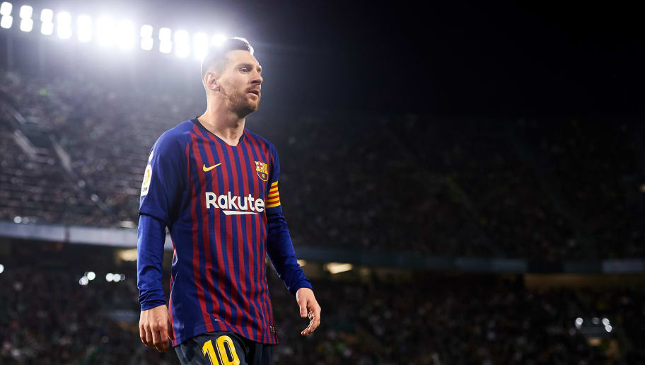 0033d3d1f47 Lionel Messi s Hat-Trick Against Betis Saw Him Break the Record for Most  Wins in Barcelona History