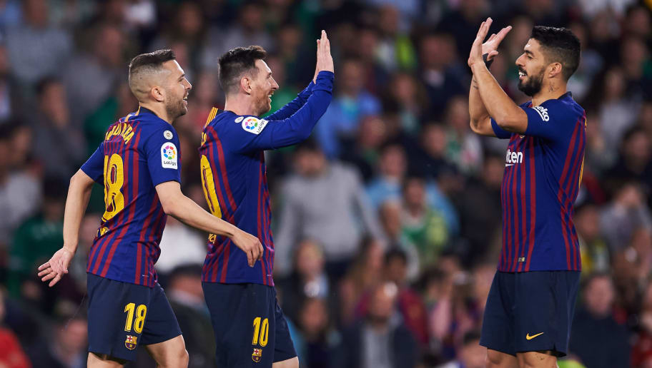 Lionel Messi Names the Two Team-Mates Without Whom He Wouldn't Have Won the Golden Shoe Award