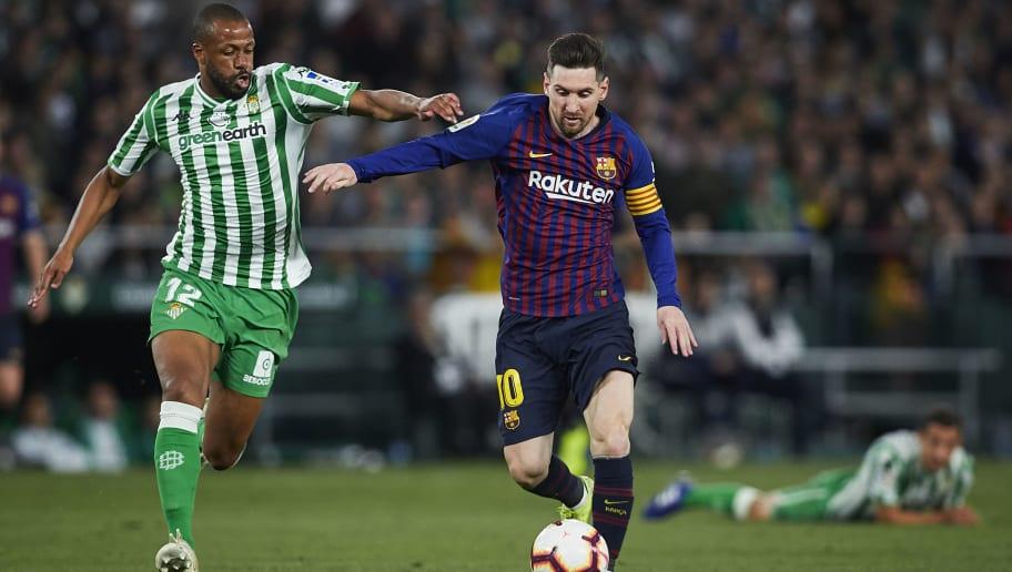 Sidnei Rechel,Lionel Messi