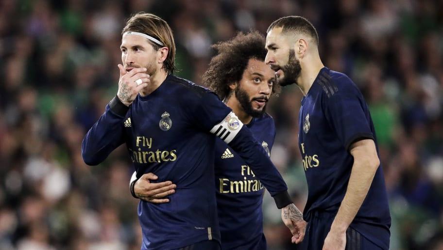 Karim Benzema,Marcelo,Sergio Ramos