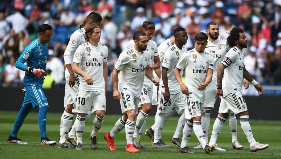 Real Madrid Record Highest Average Away Attendance in La Liga