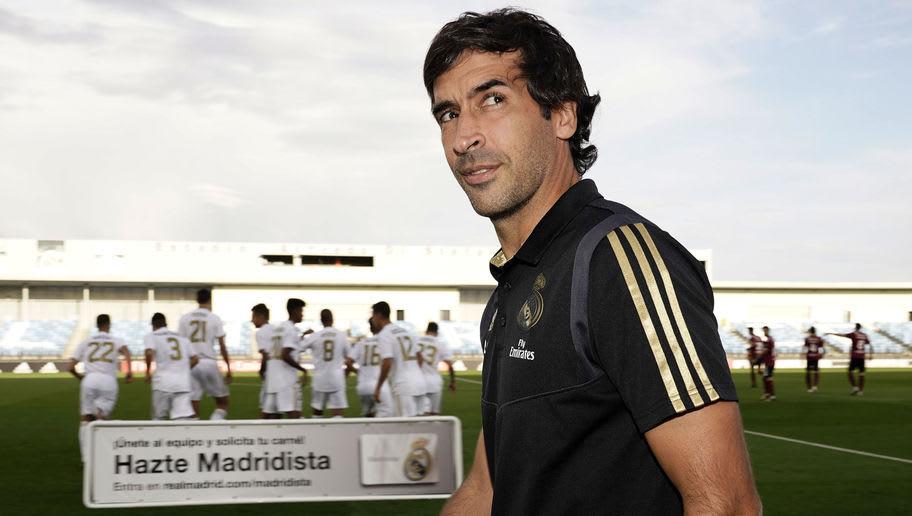 Raul Gonzalez, head coach