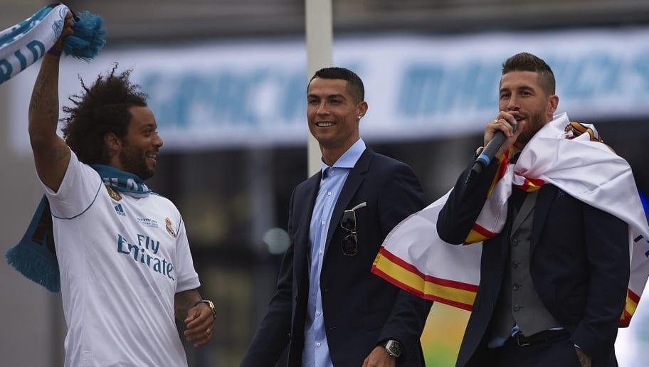 Marcelo,Cristiano Ronaldo,Sergio Ramos