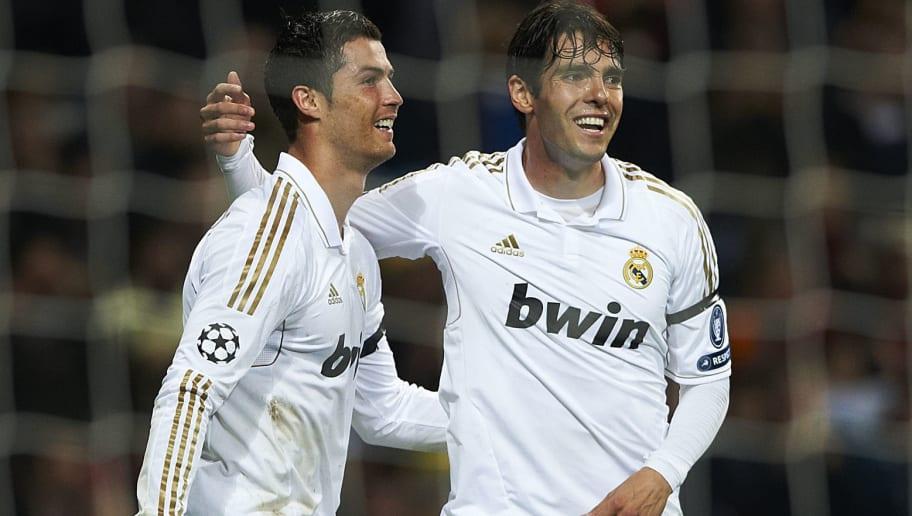 Kaka,Cristiano Ronaldo