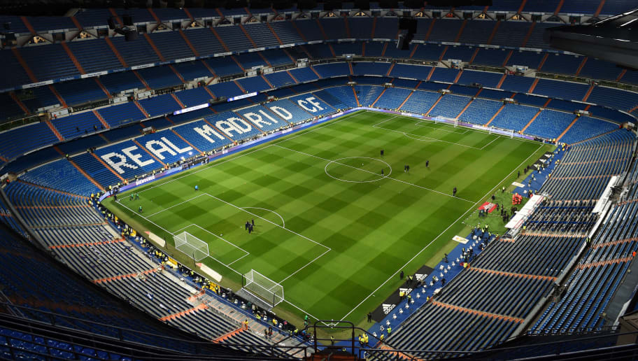 Real Madrid CF v Deportivo Alaves - La Liga