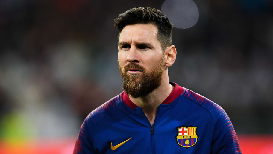 Barcelona Plot New Lionel Messi Contract Extension Ahead ...