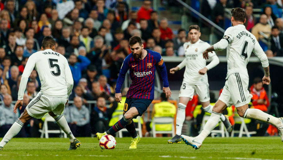 Raphael Varane,Lionel Messi