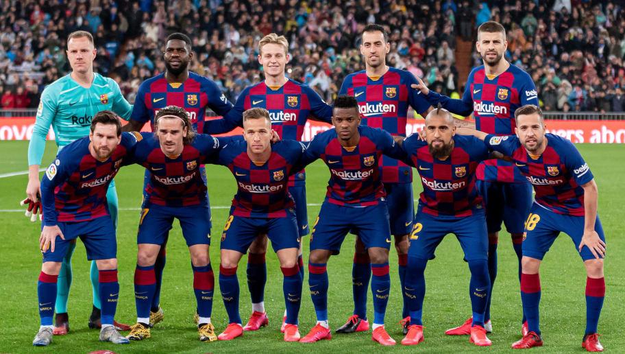 Así sería la plantilla del FC Barcelona 2020/2021 si se cumpliesen todos  los rumores | 90min