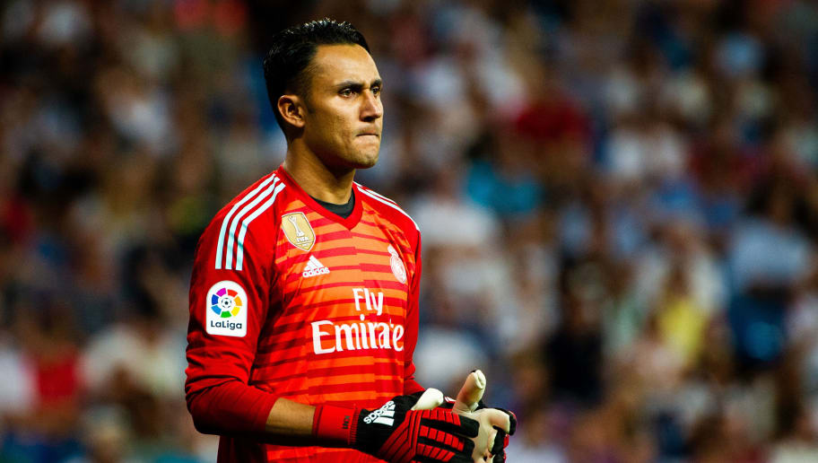 size 40 fecbb 1ceca Manchester City Consider Keylor Navas Emergency Loan to ...
