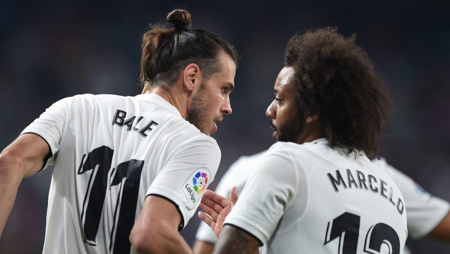 Gareth Bale,Marcelo