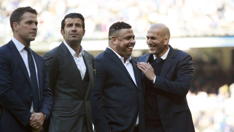 Zinedine Zidane,Michael Owen,Luis Figo,Ronaldo Nazario