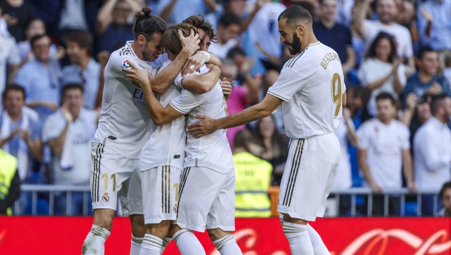 Real Madrid: The XI That Should Start Against Galatasaray