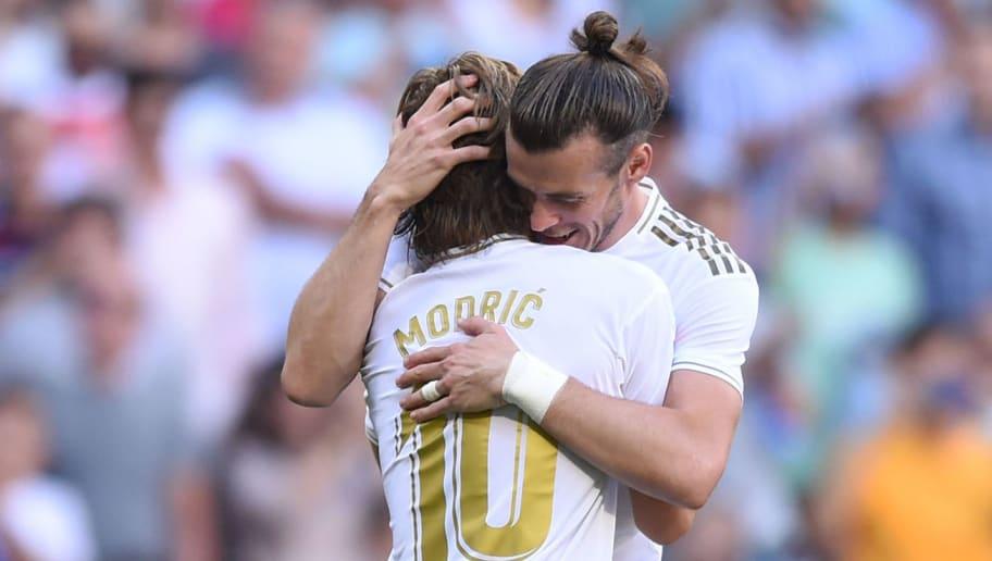 Luka Modric,Gareth Bale