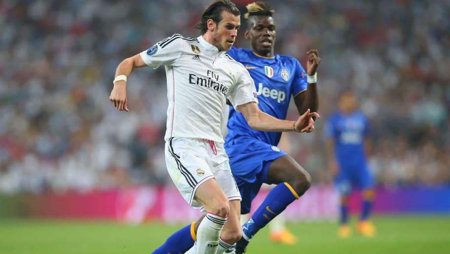 Gareth Bale,Paul Pogba