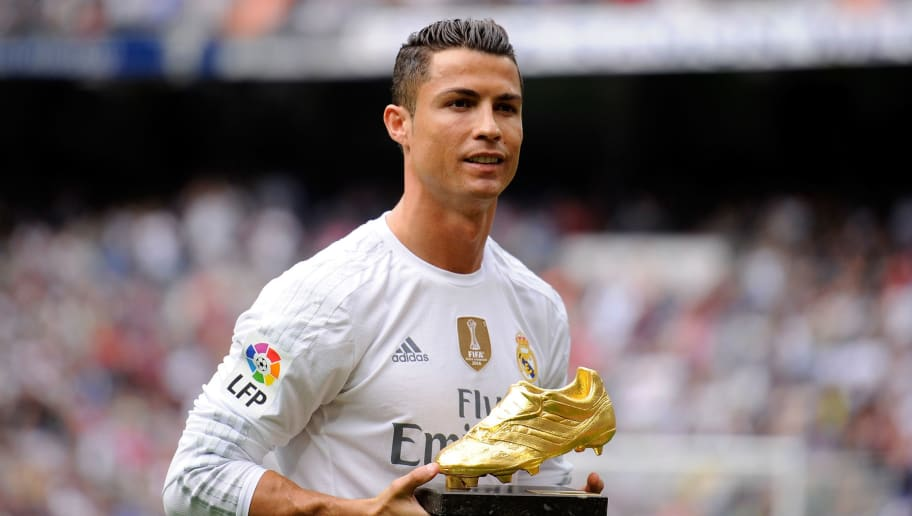 Rewind to When Cristiano Ronaldo Said That Winning the Golden Shoe Better Than Any Other Award