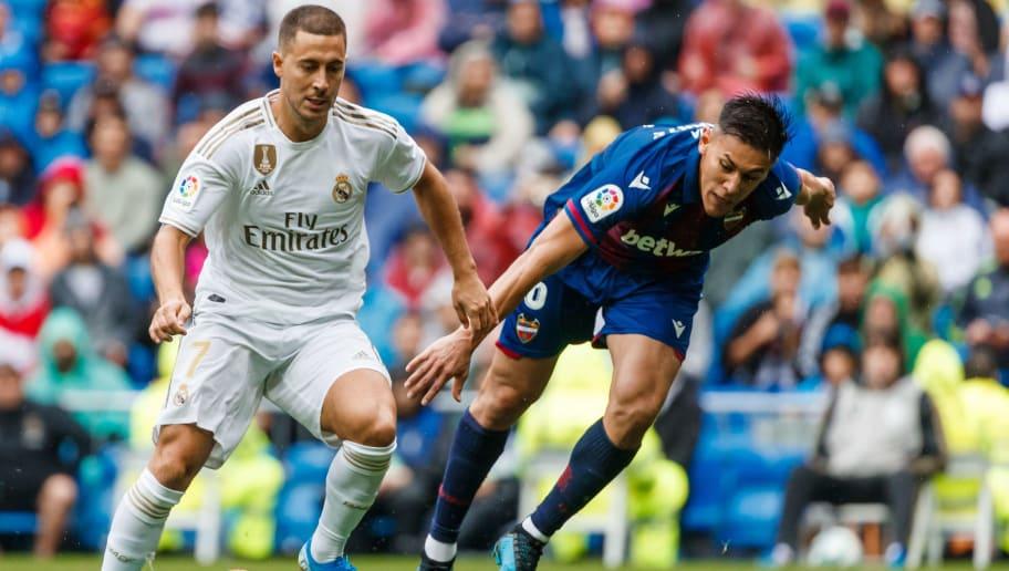Levante Vs Real Madrid Cuando Es Canal De Tv Streaming Online