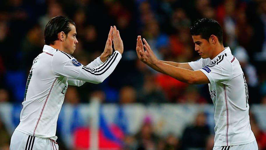 Gareth Bale et James Rodriguez resteront ils au Real ?