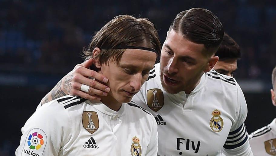 Luka Modric,Sergio Ramos
