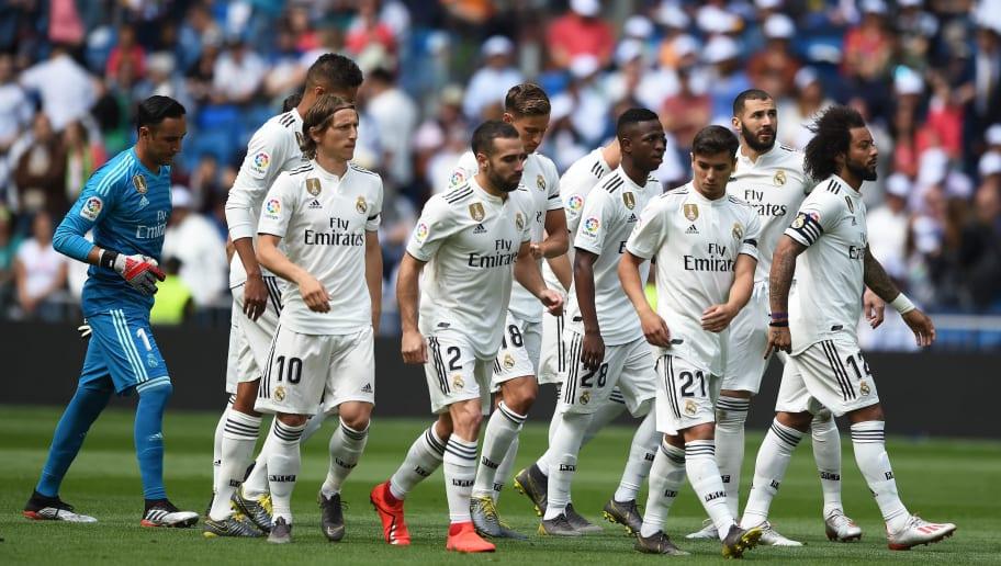 Kapitän Real Madrid