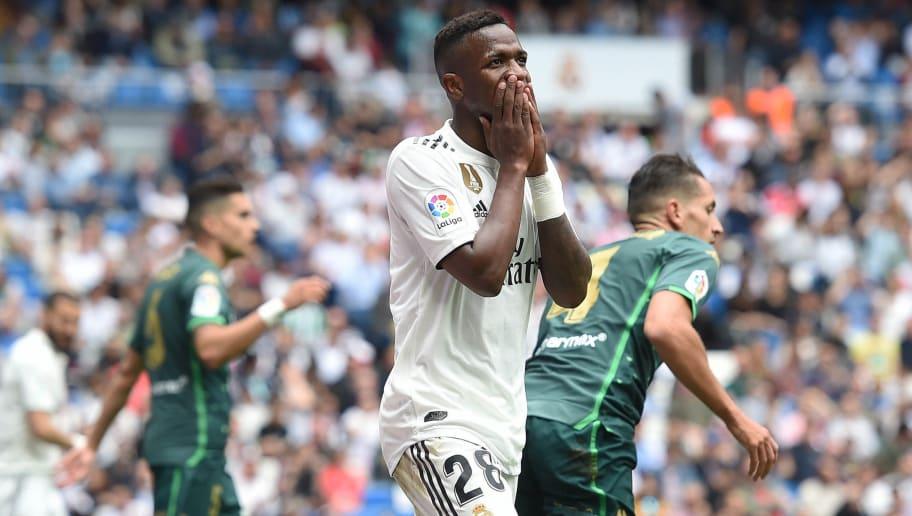 Brazil Legend Rivaldo Says Vinicius Is Capable Of Playing Alongside Eden Hazard at Real Madrid