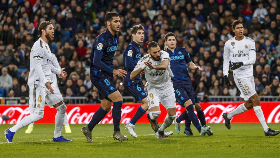 Real Madrid Vs Real Sociedad Cuando Es Canal De Tv Streaming