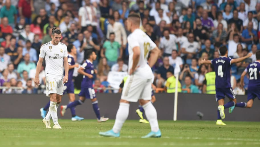 Real Madrid 1-1 ​Real Valladolid: Report, Ratings & Reaction as Los Blancos Concede Late Leveller