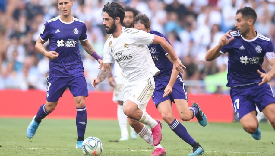 Nächster Rückschlag für Real Madrid: Auch Isco fällt verletzt aus