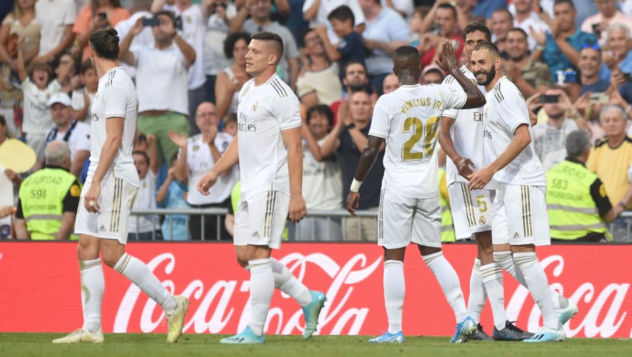 Villarreal Vs Real Madrid Where To Watch Buy Tickets Live Stream Kick Off Time Team News min