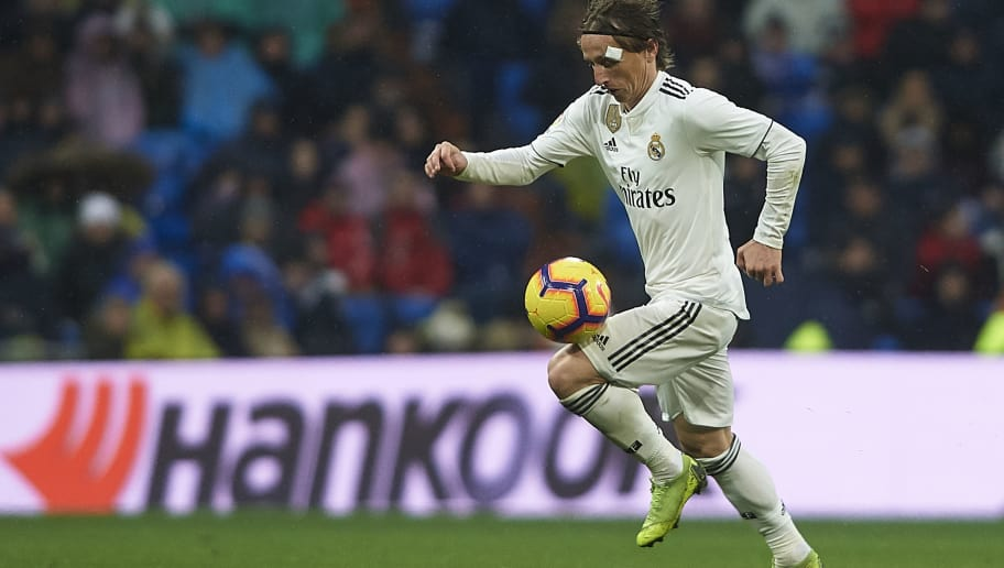 Luka Modric Wants To Extend Real Madrid Stay Beyond 2020 Ht Media