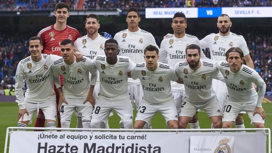 Real Madrid CF v Sevilla FC - La Liga