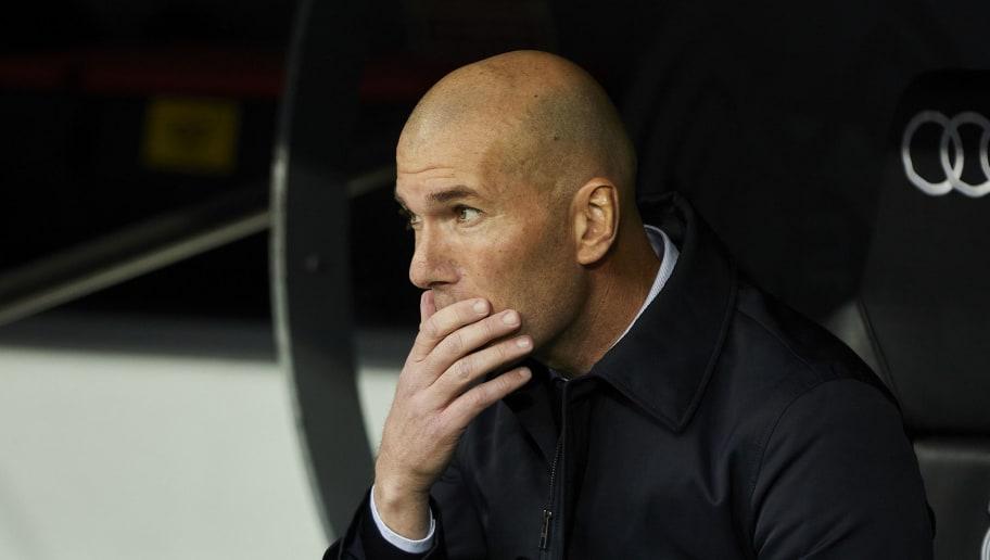 Real Madrid : Zinedine Zidane n'a plus besoin d'attaquants