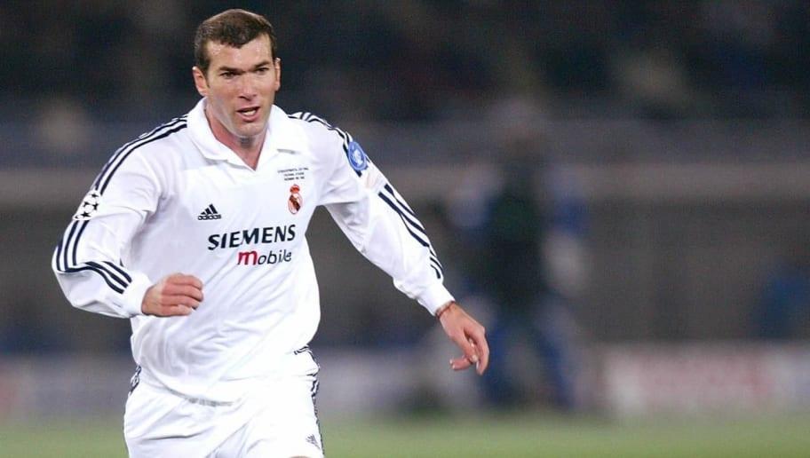 Zinedine Zidane,Sergio Daniel Orteman