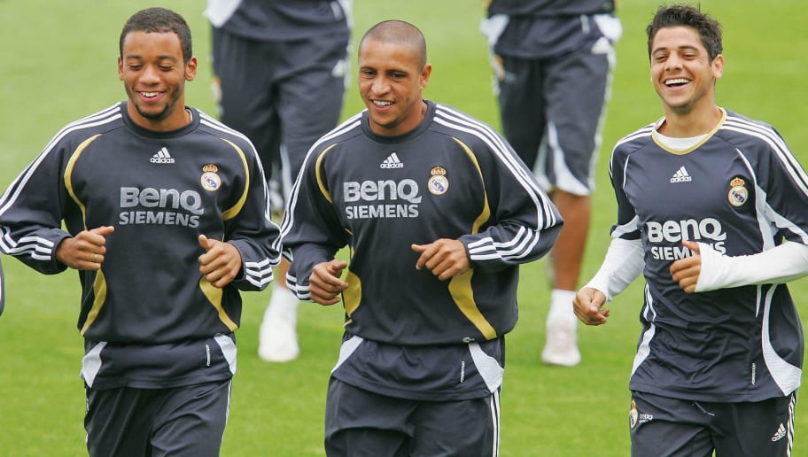 Marcelo,Roberto Carlos,Cicinho