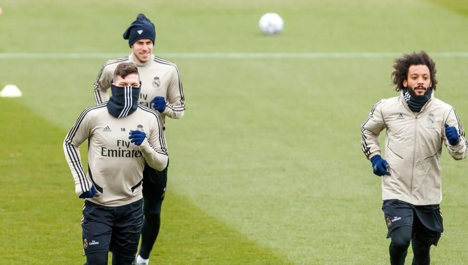 Luka Jovic,Marcelo Vieira,Gareth Bale