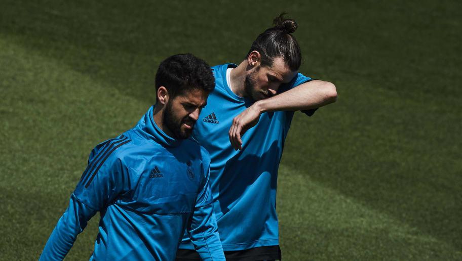Gareth Bale,Francisco Roman Alarcon alias Isco