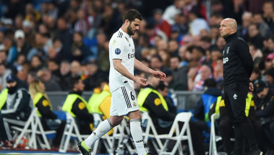 Inter Enquire About Real Madrid Defender Nacho as Antonio Conte Seeks New Signings