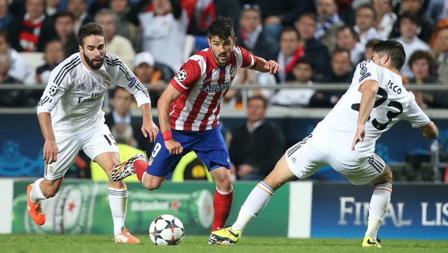 Real Madrid Vs Atletico Madrid 5 Classic Madrid Derby Encounters