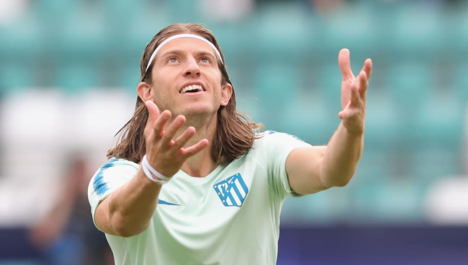 Filipe Luis Rejects Dortmund Offer in Favour of Holding Out for Barcelona Move