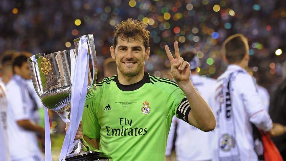Iker Casillas Ungkapkan Harapan untuk Kembali ke Real Madrid | 90min