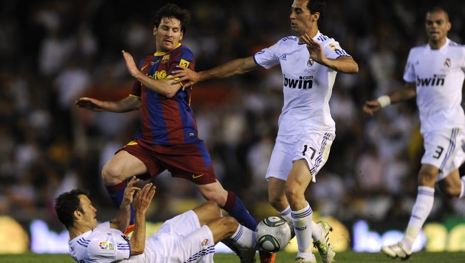 Lionel Messi,Carvalho,Arbeloa